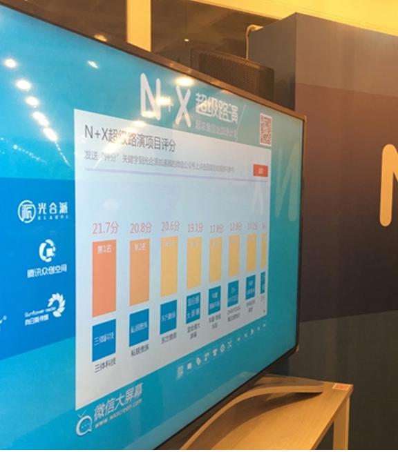 N+X超级路演